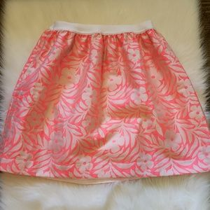 Crewcuts by J. Crew Elastic Band Flounce Skirt